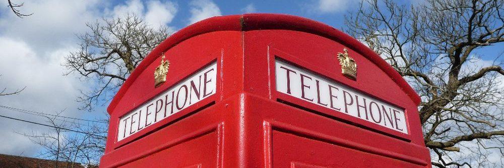 Telepone box